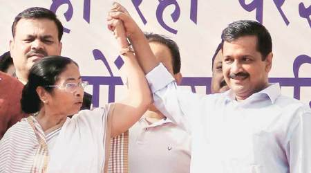 AAP backs Mamata Banerjee, bats for opposition unity