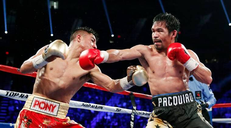 Manny Pacquiao, Pacquiao, Jessie Vargas, Vargas, Manny Pacquiao vs Jessie Vargas, WBO Welterweight title, floyd mayweather jr, mayweather, boxing, boxing news, sports, sports news