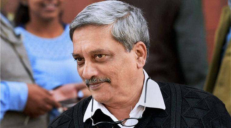 Manohar Parrikar, Parrikar FDI, Parrikar 100 per cent FDI defence, Swadeshi Jagran Manch FDI, FDI national interest Parrikar, RSS FDI defence, RSS FDI GM crops, FDI technology transfer defence, India news
