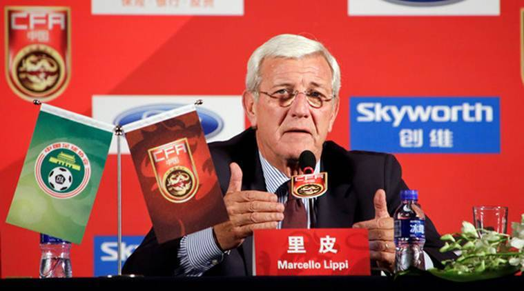 Marcello Lippi, chinese football team, Chinese football fans, Marcello Lippi china, Yi Weizhong, football, sports, sports news