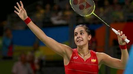 Carolina Marin, Delhi Acers, Premier Badminton League, Sindhu, PV Sindhu, Spain-Carolina Marin, World Championship, Badminton, Indian Badminton, India news, Indian Express