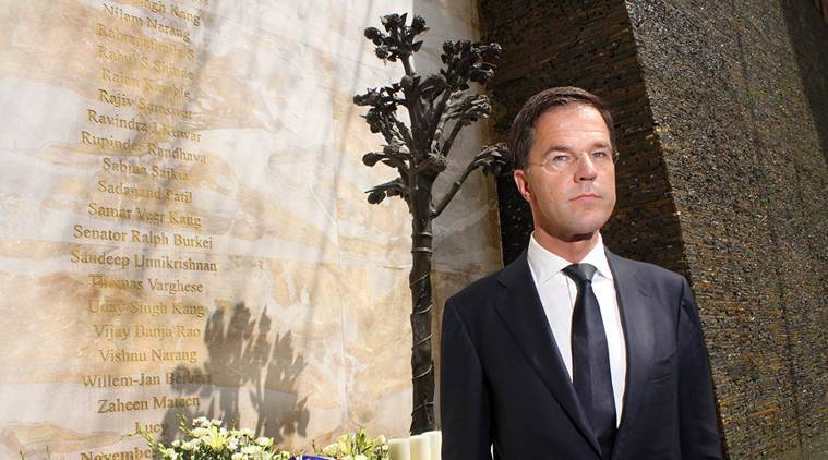 Dutch PM Mark Rutte to visit India on May 24-25