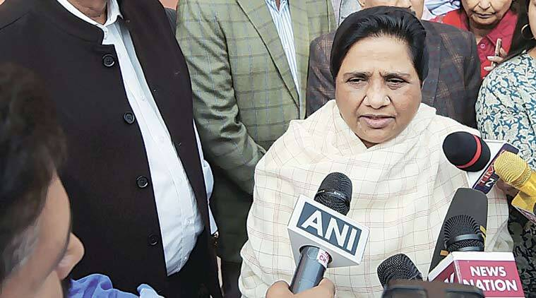 mayawati, mayawati hindutva comment, Hindutva, BSP, mayawati congress support, RSS, BJP, RSS ideology, india news, latest news, indian express