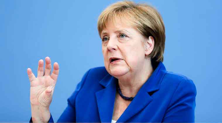 Angela Merkel To Hold News Conference Decision On Candidacy Expected World News The Indian Express