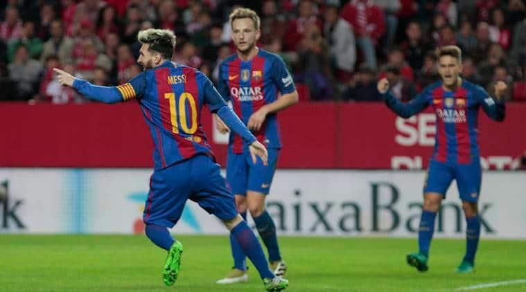 lionel messi, messi, barcelona, barcelona vs sevilla, sevilla vs barcelona, barca vs sevilla, football news, football