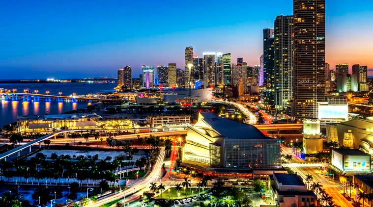 miami, miami holidays, world inspiring city list, most inspiring cities list, world inspiring city list, inspiring destination list, travel bird, travel bird inspiring cities list, lifestyle news, latest news, indian express