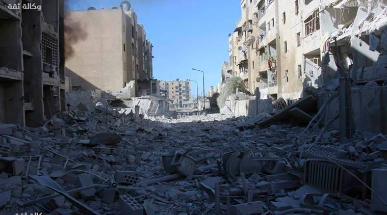 Syria advances in rebel Aleppo, Aleppo, civilians in Aleppo, Latest news, India news, latest news, Aleppo and Syria governmnet, latest news, International news, World news