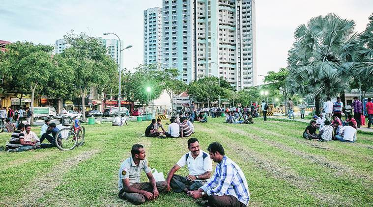 singapore, bangladeshi migrants, Banglar Kantha, Banglar Kantha news paper, migrants in singapore, bangladeshi migrants in singapore, bangladesh news, singapore news