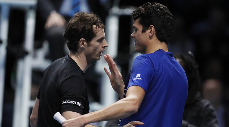 Milos Raonic vs Andy Murray, Andy Murray vs Milos Raonic, Raonic vs Murray, ATP Finals, ATP World Tour Finals, Tennis news, Tennis