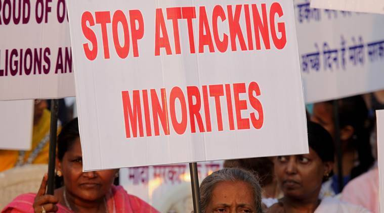SC/ST act, Prevention of Atrocities act, atrocities against minorities, minorities report, india news, latest news, indian express