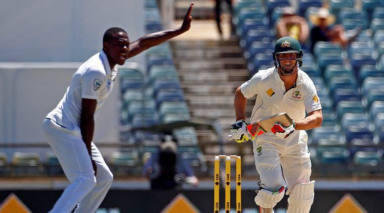South Africa beat Australia by 177 runs at the WACA