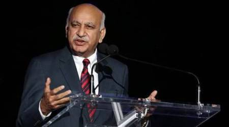 M J Akbar, UN, united nations, terrorism, masood azhar, china masood azhar, china block india, indian express news, india news