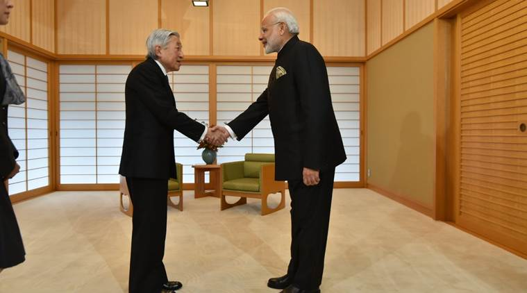 Narendra Modi, Modi, Modi Japan, Japan Modi, Modi in Japan, Japan emperor, Modi Japan emperor, Modi news, India news