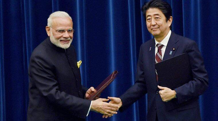 india, japan, narendra modi, narendra modi japan visit, civil nuclear deal, Japan civil nuclear deal, india civil nuclear deal, india news, indian express news, indian express