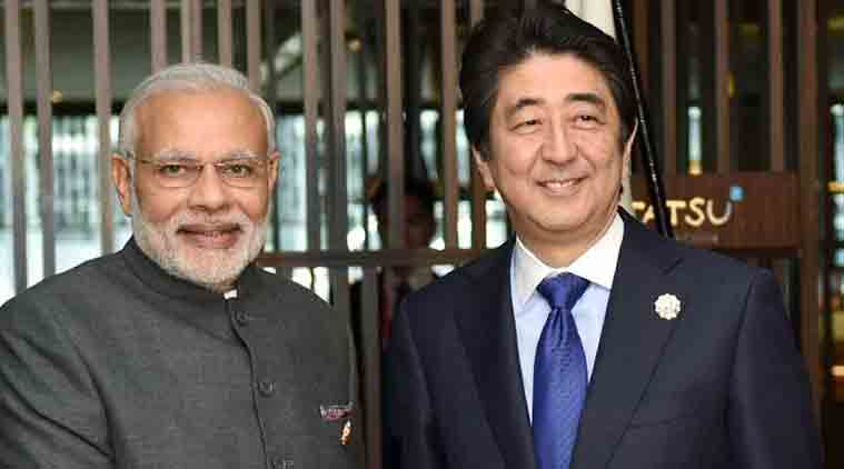 PM Modi, Narendra Modi, Prime minister modi, PM Modi's japan visit, japan visit, modi japan trip, Japan, India-Japan, Indo-Sino, Indo-sino ties, bilateral talks, indian economy, india open economy, india most open economy, india news indian express news
