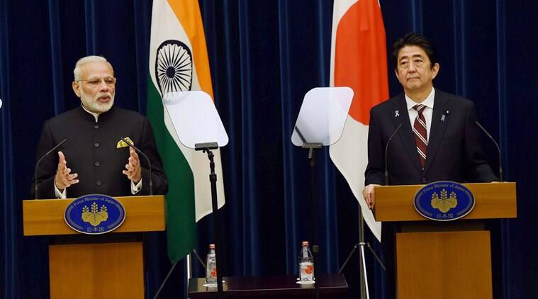 narendra modi, japan, shinzo abe, narendra modi japan, civil nuclear agreement, japan civil nuclear agreement, narendra modi japan visit, modi japan visit, narendra modi news, india news, indian express