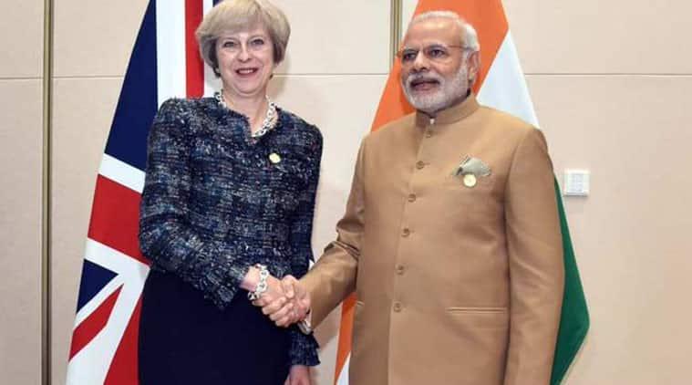 India, Britain, Theresa May, Narendrta Modi, UK visa norms, UK visa norms news, Latest news, India news, National news, terrorism-UK-India