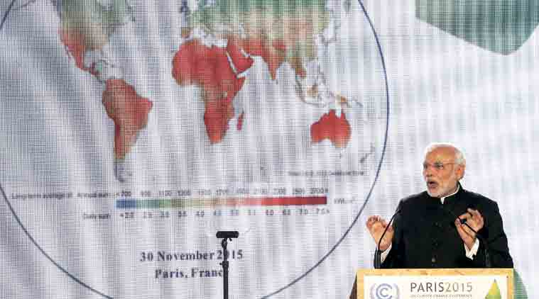 marrakesh, climate change, marrakesh  project, paris agreement, pollution, pollution control, cfc, global warming, donald trump, us elections, indian express news, india news