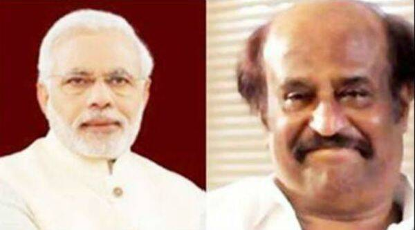 Superstar Rajinikanth has praised Modi's demonetisation