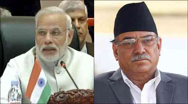 Narendra Modi, Pushpa Kamal Dahal, Prachanda, Nepal-India Talks, Nepal india relation, express column
