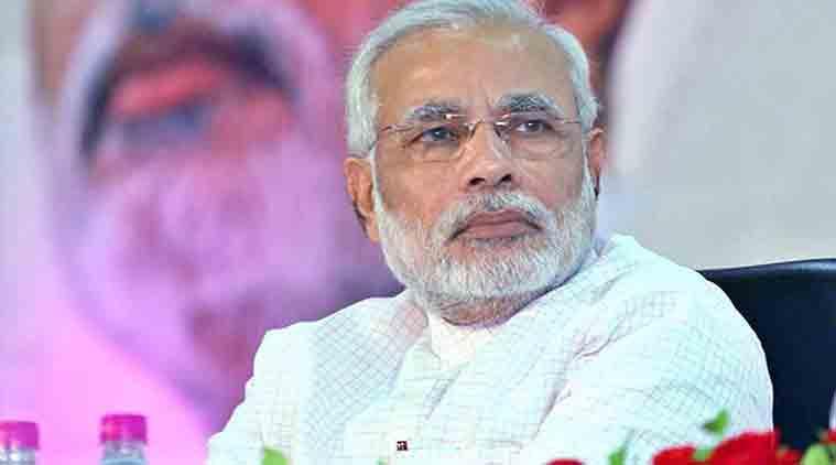 modi, pm modi, modi news, narendra modi, modi delhi, b r ambedkar, constitution, demonetisation, indian express, india news,