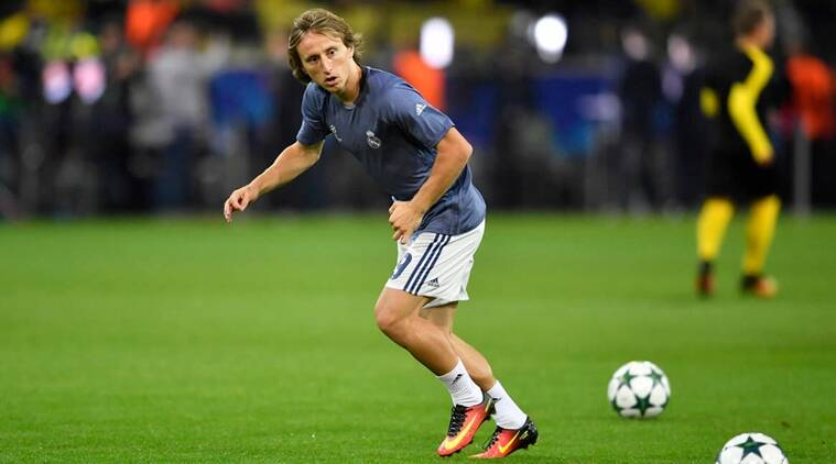 Luka Modric, Modric, Real Madrid, Atletico Madrid, Madrid derby, football, football news, sports, sports news