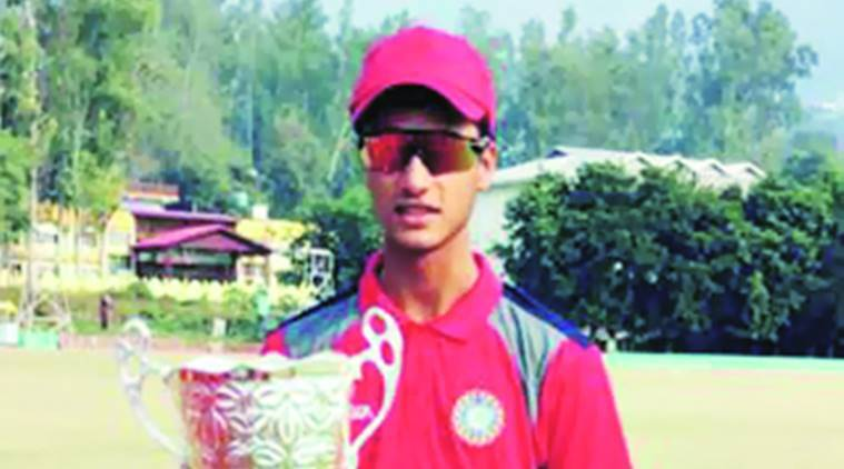 Mohali boy, Under 19 cricket, sri lanka tournament, abhishek sharma, india news, indian express
