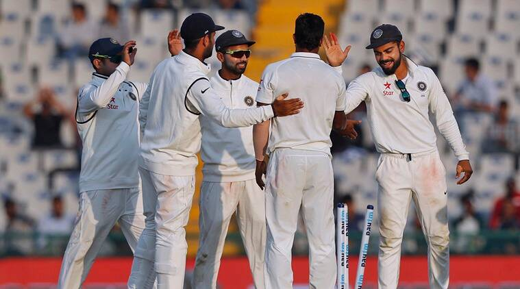 india vs england, ind vs eng, india vs england 3rd test, india vs england mohali test day 1, ind vs eng 3rd test day 1, india vs england 3rd test, virat kohli, kohli, jonney bairstow, bairstow, cricket news, sports news