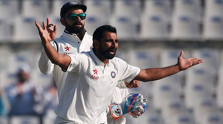 India vs England, Ind vs Eng, Ind vs Eng Mohali test, Ind vs Eng Mohali Test, Mohali Test, mohammed Shami, Shami, Cricket news, Cricket