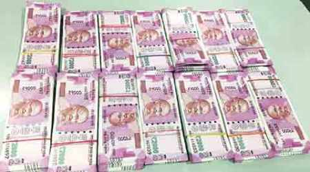I-T dept recovers Rs 2.3 crore from Assam businessman in new currencynotes