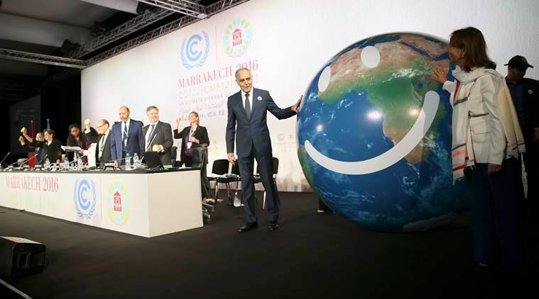 climate change, UN climate change, UN climate talks, Morocco, International Centre for Climate Change and Development, news, latest news, world news, international news, Bangladesh news