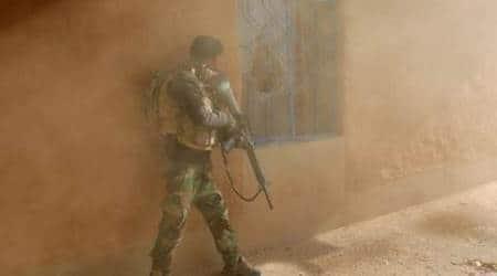 Mosul, Mosul Syria, Iraqi troops, Iraq, Iraq Syria, Syria crisis, mosul attack, Turkey Iraq, world news, indian express news