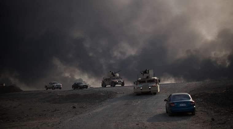mass killing, IS, ISIS, Mosul, Mosul Iraq, Baghdad, Iraq, terrorism, Syria, Hamam al-Alil , UN human rights, Geneva, world news, indian express news