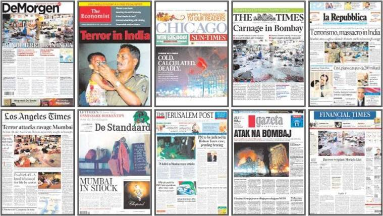26/11, mumbai attacks, mumbai attacks timeline, Mumbai attacks foreigners dead, foreigners in 26/11 attacks, death toll in 26/11, death toll in mumbai attacks, Taj Mahal Hotel, Trident-Oberoi, Nariman House, chabad house, ajmal kasab