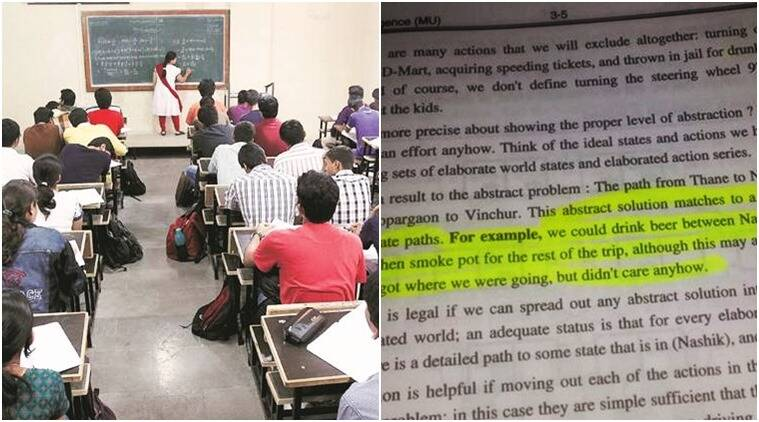 mumbai university, mumbai university artificial intelligence, MU artificial intelligence, mumbai university hilarious artificial intelligence textbook, mumbai university hilarious textbook, indian express, indian express news, indian express trending, viral