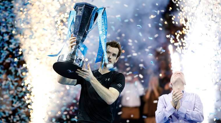 any murray, murray, ATP finals, Andy Murray vs Novak Djokovic, Novak Djokovic, Murray wins ATP finals, sports news, Indian Express