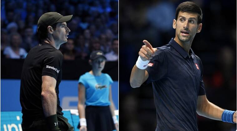 andy murray, novak djokovic, murray, djokovic, murray djokovic rivalry, atp world tour finals, atp finals, tennis rankings, atp rankings, tennis news, sports news