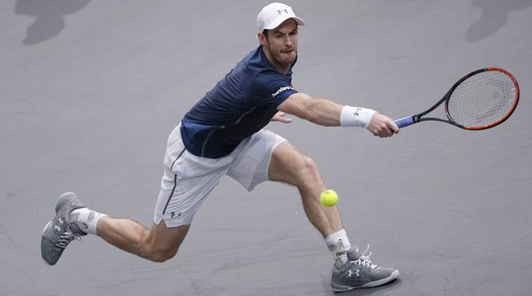 Andy Murray, Novak Djokovic, murray, djokovic, Paris Masters, Paris Open, Paris masters quarter finals, Marion Cilic, Paris, tennis, sports, sports news