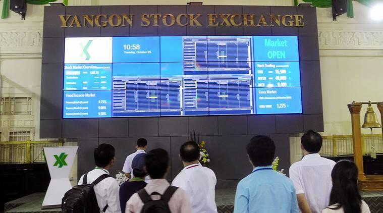 Myanmar, Myanmar stock market, Myanmar stock exchange, stock market Myanmar, MYANPIX index, New york stock exchange, world market, latest business news