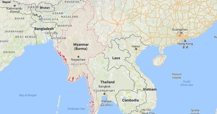 Myanmar arms, Myanmar muslims, Myanmar Rohingya Muslims, Aung San Suu Kyi, Myanmar attack, news, latest news, world news, international news, Myanmar news