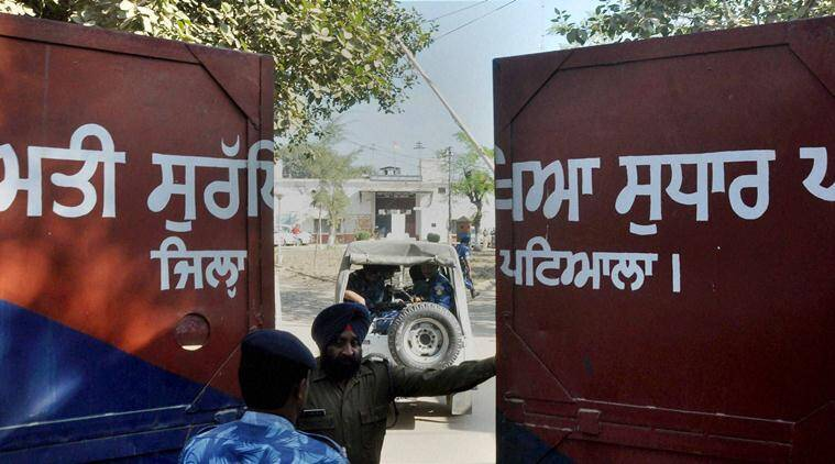 nabha, nabha jailbreak, mintoo run, mintoo arrest, punjab, punjab jailbreak, jailbreak arrest, indian express news, india news