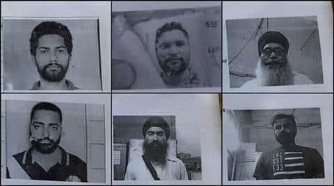 nabha jailbreak incident, nabha jailbreak, harminder mintoo, harminder mintoo jail escape, harminder mintoo jailbreak, khalistan liberation front, india news