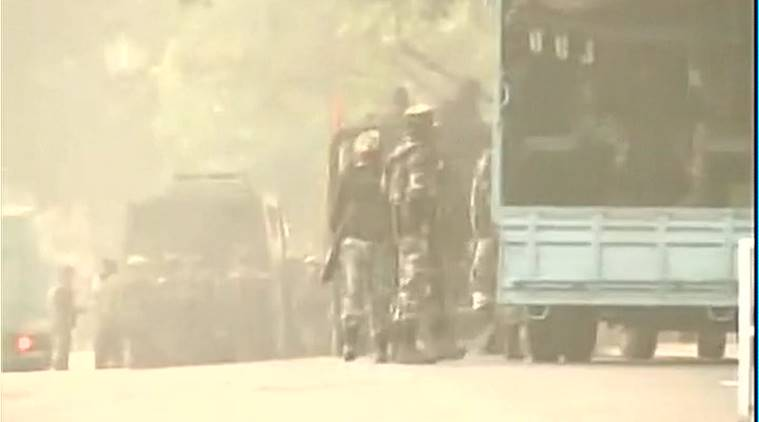 nagrota attack, kashmir attack live, nagrota attack live, samba attack, samba infiltration, jammu and kashmir, kashmir attack, infiltration attempt, sambha sector, kashmir terrorists, BSF, army, indian army