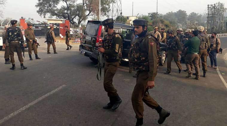 Nagrota, Jammu and Kashmir attack, J&K militants, J&K encounter, Kashmir encounter