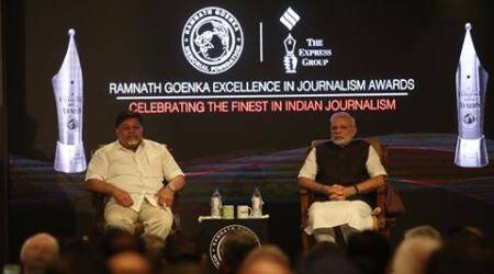 rng, rng awards, ramnath goenka, ramnath goenka awards, indian express journalists, indian express awards, narendra modi, india news, indian express, indian express news