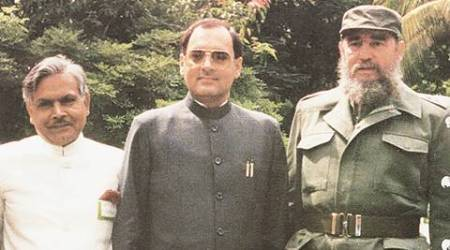 Nehru boosted my morale, confidence, will never forget gesture, Castro said: Natwar Singh