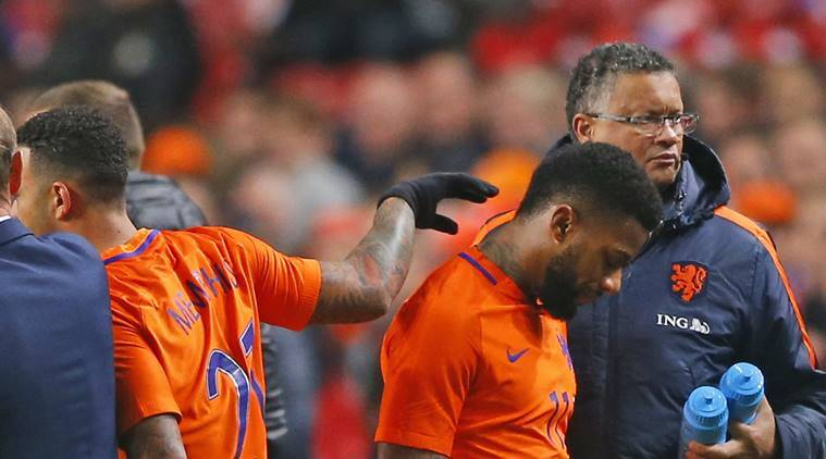 Netherlands, Netherlands football team, Netherlands World Cup qualifier, Netherlands injuries, Netherlands Belgium injuries, Dutch injuries, Holland football, football, football news, sports, sports news