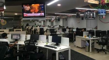 A German in an Indian newsroom: At least the hate mails arecommon