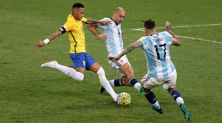 Brazil vs argentina, brazil vs argentina football result, Neymar, messi, brazil beat argentina, football, football news, sports, sports news