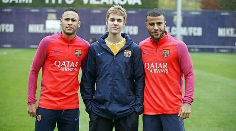 Justin Bieber, Justin Bieber Neymar, Neymar Justin Bieber, Bieber Neymar, Justin Bieber concert, Football news, Football